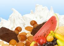 Бази за диабетичен сладолед