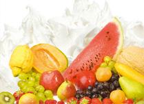 Плодови бази за сладолед (за студен процес)