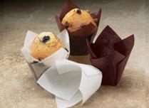 Хартиени чашки за печене
