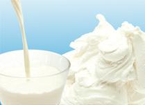 Млечни бази за сладолед (за студен и горещ процес)