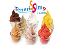 Тенерисимо - сладолед за ХоРеКа