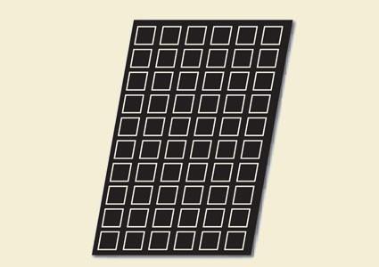 Flexipan форма Мини квадратни тарталети