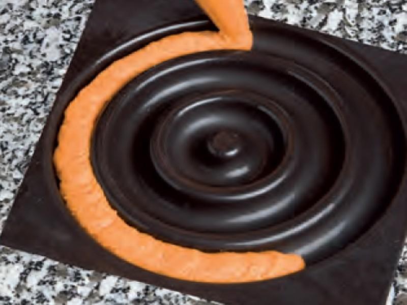 Flexipan единична форма Три кръга
