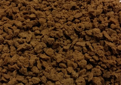 КРЪНЧИ на гранули 2-5мм, бисквитки какао