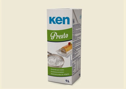 VEGETABLE CREAM KEN PRESTO