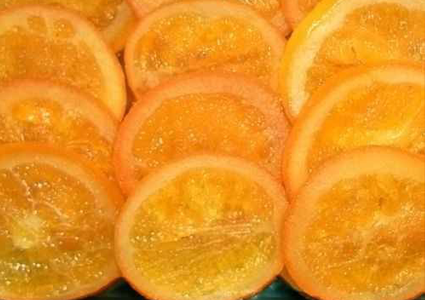 ORANGE SLICES whole