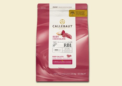 RUBY CHOCOLATE in callets R35RB1-U70