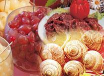 MENU - for gourmet connoisseur